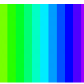 Digital Colour – Introduction to Hue, Saturation and Lightness